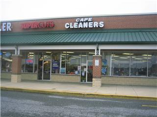 Cape Cleaners, Rehoboth DE