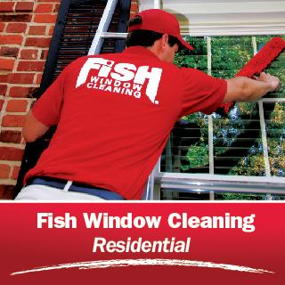 Fish window cleaning coupons matawan nj 07747 for Fish window cleaning