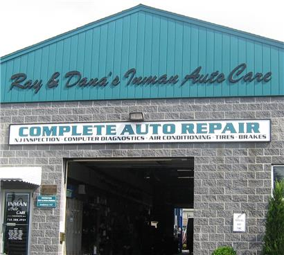 RAY'S & DANA'S INMAN AUTO CARE, Colonia NJ