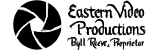 EASTERN VIDEO PRODUCTIONS Logo