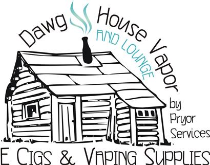 Dawg House Vapor + Glass Logo