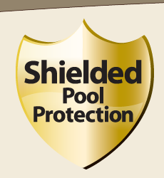 Shielded Pool Protection Logo