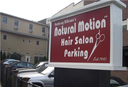 NATURAL MOTION SALON