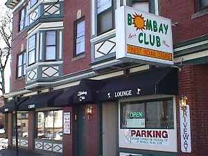 Bombay Club