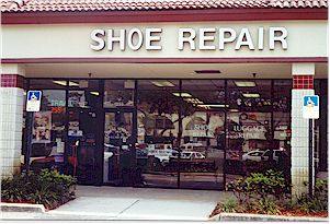 Shoe And Luggage Repair