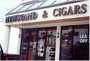 Newstand And Cigars