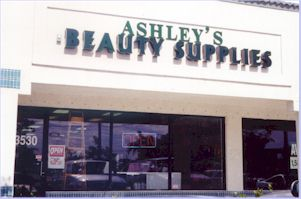 Ashley's Beauty Supplies